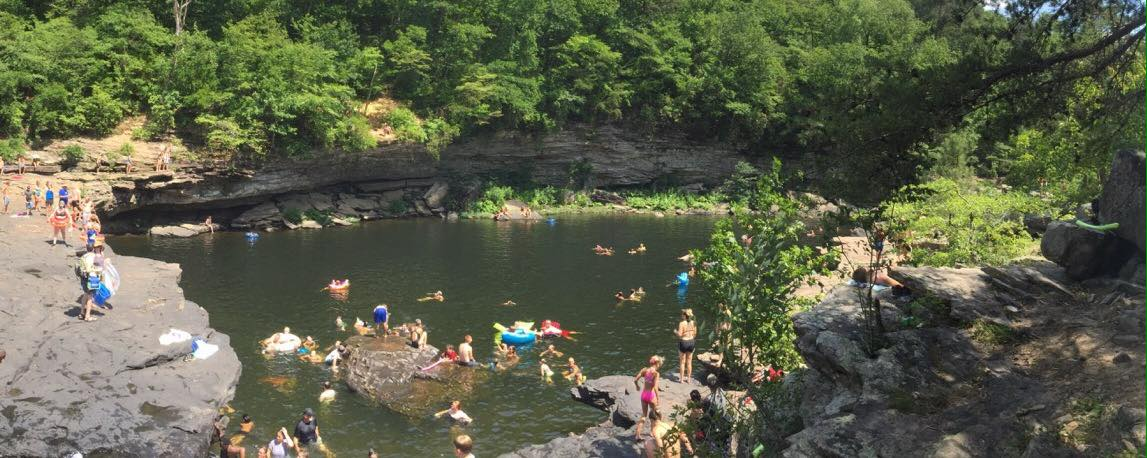 Top swimming holes in the huntsville area huntsville - Guntersville public swimming pool ...