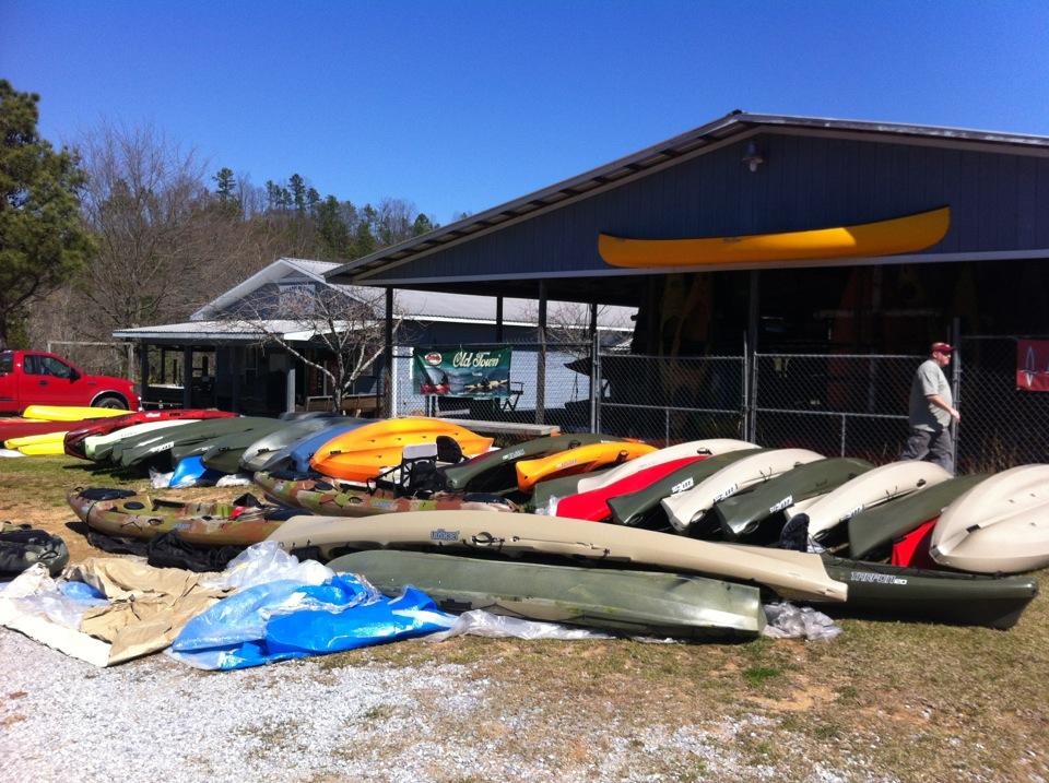 Kayak Buyer's Guide - Huntsville Outdoors